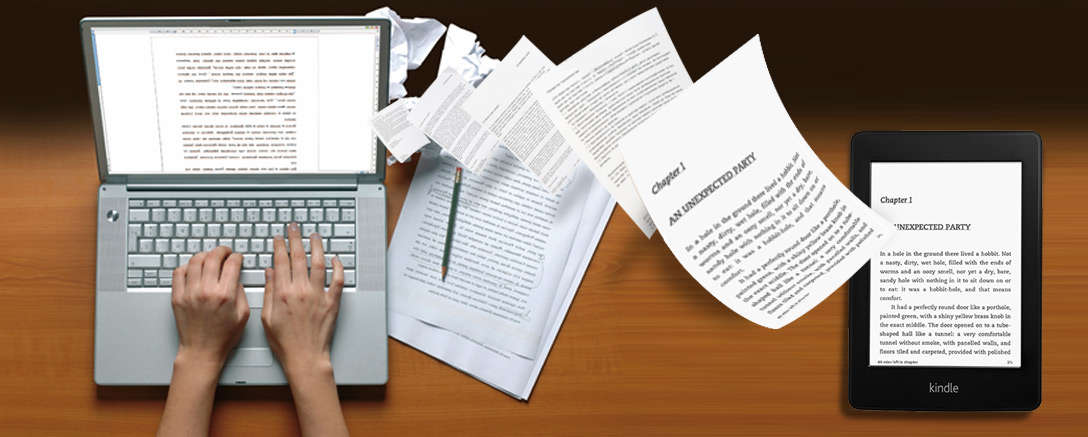 Publish Your Content on Kindle