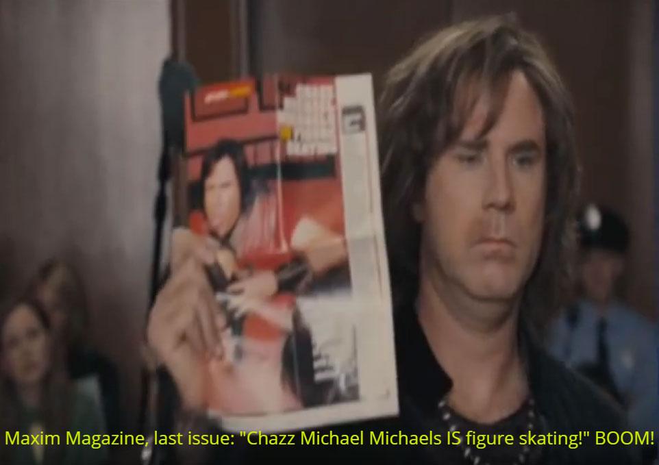 Chazz Michael Michaels
