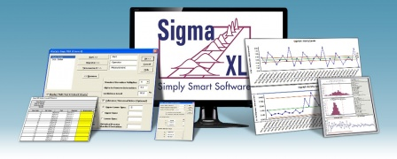 Sigma XL Software Offer (FOR SIX SIGMA STUDENTS ONLY)