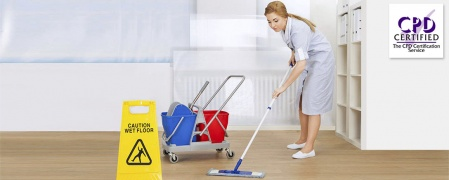 Level 2 International Cleaning Certificate Diploma