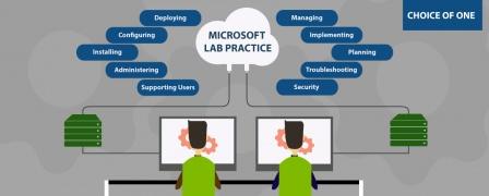 Microsoft Individual Lab Practice